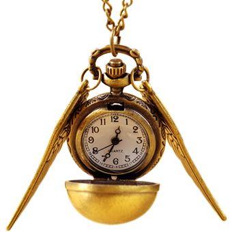 Compra modaling reloj de leontina quidditch collar de - Reloj de cadena ...