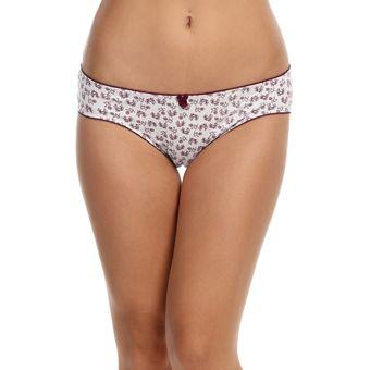 Compra ropa interior de algod n estampado para mujer for Ropa interior de algodon