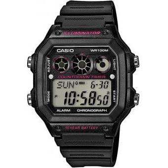 reloj casio resina be7054b15d1f
