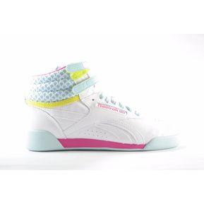 tenis reebok bota mujer