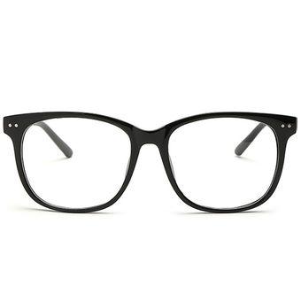 Compra Moda Las Lentes ópticas Hipster Gafas Grande
