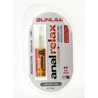 crema lubricante dilatadora