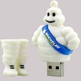 Compra 16 GB de dibujos animados que se sienta Michelin Unidades