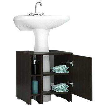Compra mueble para lavamanos keia chocolate online linio - Muebles para lavamanos ...