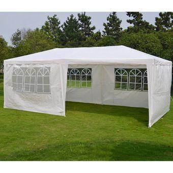Compra carpa toldo 6x3 paredes ventanas multiusos campismo for Carpas para jardin carrefour