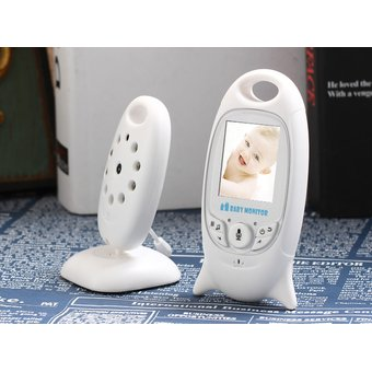 compra el monitor del beb vb601 infant 2 4 ghz digital video baby monitor bl. Black Bedroom Furniture Sets. Home Design Ideas