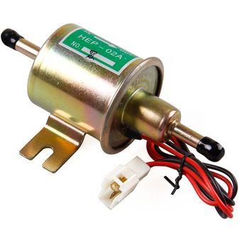 Compra universal 12v bomba el ctrica de combustible para for Bomba de gasoil electrica