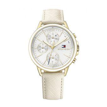 Reloj tommy hilfiger blanco mujer