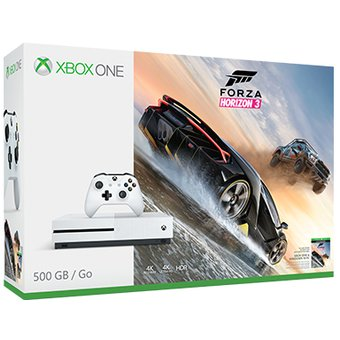 Xbox One S 500 Gb Con Forza 3 Horizon Boundle