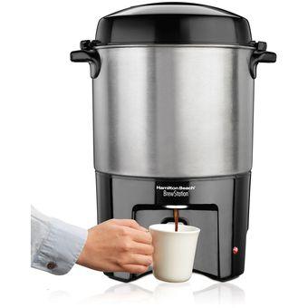 Compra cafetera 40 tazas alum marca hamilton beach 40540 for Cafeteras oficina