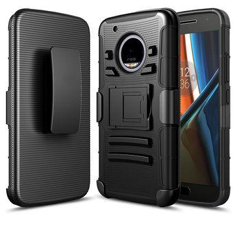 Compra Funda Case Con Clip Para Motorola Moto G5 Plus