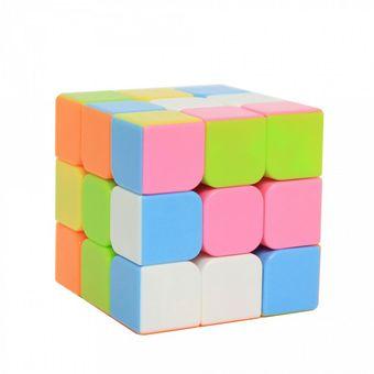 Cubos Rubik YJMoyu Guanlong Pink