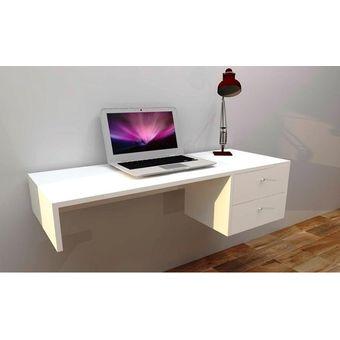 Compra muebles bonno escritorio flotante chris online for Compra online muebles diseno