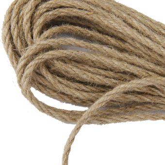 magideal m camo natural de cable de yute guita cuerda de sisal de arpillera mm guita with cuerda yute - Cuerda De Yute