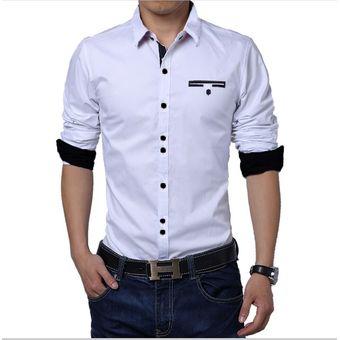 Compra Camisa Hombre Dise 241 O Blanco Online Linio Colombia