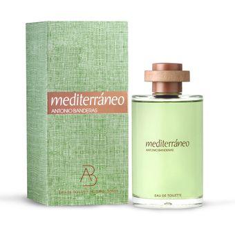Mediterraneo 100 ml. EDT MEN - Antonio Banderas