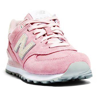 tenis new balance mujer rosa