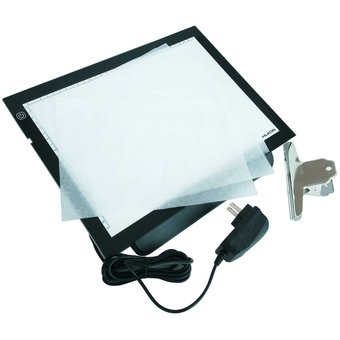 Compra Huion 177 Caja de Luz LED Animacin Dibujo Tracing Board