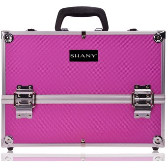 Compra cosmetiquera maquillista profesional organizador maquillaje shany cosmetics online - Organizador profesional ...