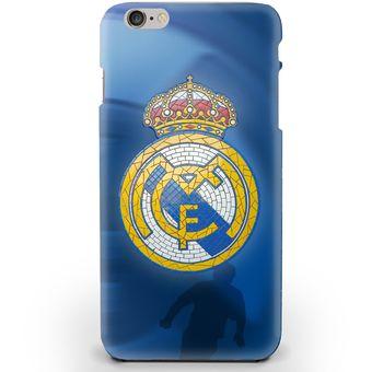 Compra kustomit carcasa iphone 6 6s plus futbol real - Fundas nordicas de futbol ...