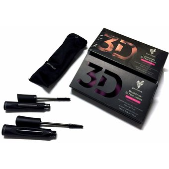 Rimel Younique Mascara Alargador De Pestañas 3D