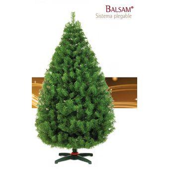 agotado arbol de navidad artificial balsam 160cm 33250 verde - Arbol De Navidad Artificial