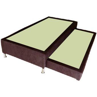 Compra base cama nido sencilla online linio colombia for Medidas colchon cama sencilla