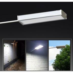 Iluminacion exterior solar free lmpara de exterior poti - Iluminacion solar exterior ...