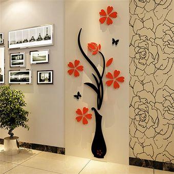 Compra ew acr lico decorativo en 3d de pared con un dibujo - App decoracion hogar ...