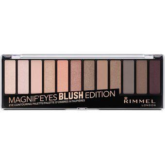 Rimmel Magnif Eyes Blush Edition Paleta De Sombras
