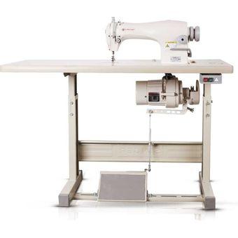 Compra combo singer m quina de coser plana industrial 195d for Mueble maquina de coser