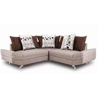 Compra sala esquinera luxor estilo contempor neo color for Compra de sofas baratos