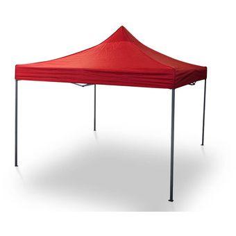 Compra toldo plegable techo carpa 3 x 3 mts acero lona for Toldo motorizado precio
