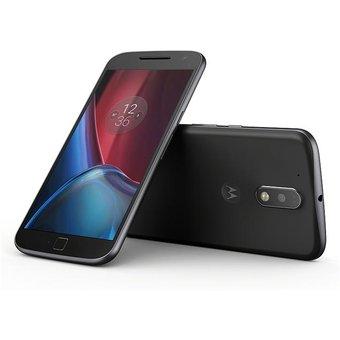 Motorola Moto G4 Plus Dual Sim XT1641 Nuevo Desbloqueado Para Cualquier Compañía - Negro