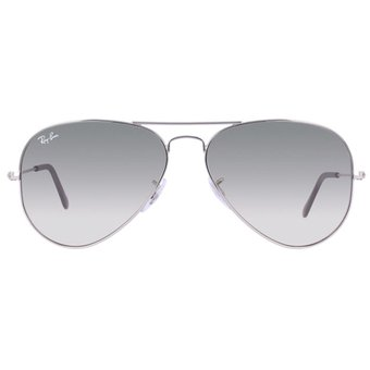 Gafas De Sol Ray Ban Aviator 3025 003/32 Gris / Gris Degrade 75% 58mm