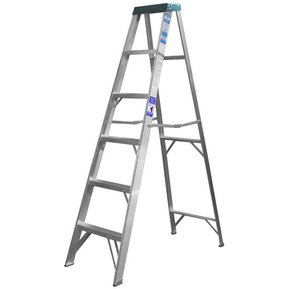 Escalera de tijera 2 44 precio 20 descuento for Escaleras 8 metros precio