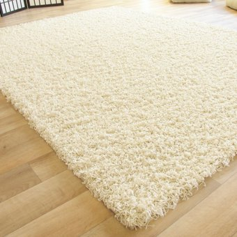 Compra alfombra shaggy soft color ivory online linio chile for Alfombras chile