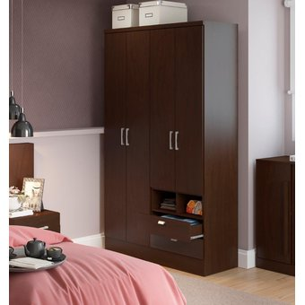 Compra ropero closet bertolini 597 4 puertas 2 cajones for California closets mexico