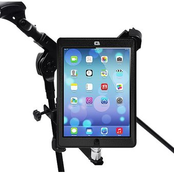 Compra soporte de tablet para colocar en tripie para - Atril para tablet ...