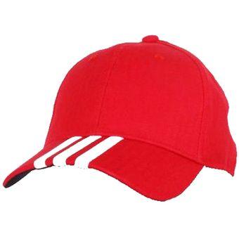 adidas roja gorra