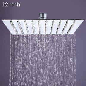 alcachofa de la ducha inch shower hea