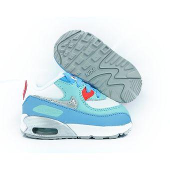 zapatillas air max 90 niña
