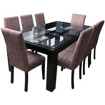 Compra comedor mica de 8 sillas online linio per for Ripley comedores 8 sillas