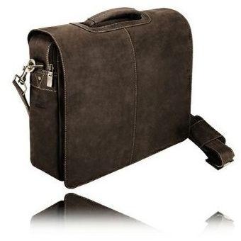 maleta para porttil visconti elegante calidad messenger bag bolso del ordenador porttil