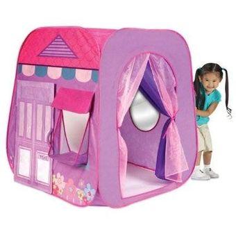 Compra casa armable princesa generic para ni a rosado - Casitas de juguete para ninas ...