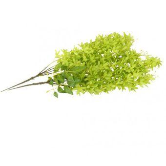 magideal 2pcs montn de seda artificial plantas colgantes de flores lila decoracin guirnalda verde - Plantas Colgantes