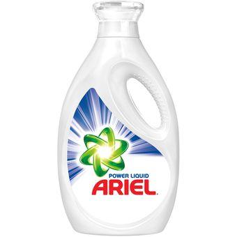 Compra detergente liquido ariel power liquid 1 2 lt online - Lavar sin detergente ...