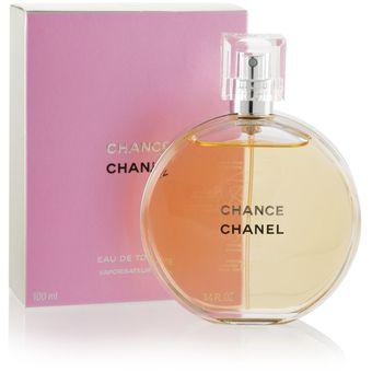 807fb5793 Compra Perfume Chanel Chance Eau De Toilette Mujer Dama 3.4oz 100ml online  | Linio Colombia