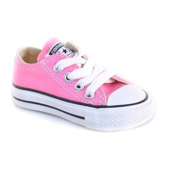 converse rosa niña