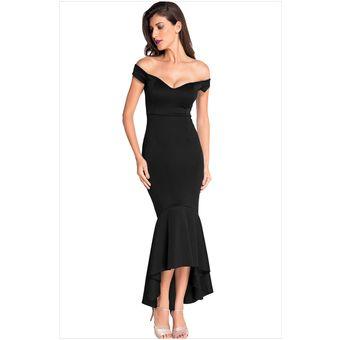 Vestido para fiestas negro
